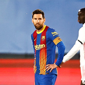 Check Out How Many Minutes Messi Has Failed To Score Against Real Madrid, Since Ronaldo Left Madrid