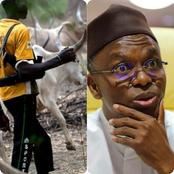 Another PDP Leader Dumps PDP, See El Rufai's Reaction After A Fulani Herder Was Killed In Kaduna