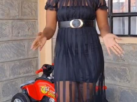 Diana Marua Accused of Copyng Another Celebrity's Dress