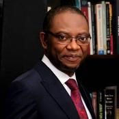 Dr Joe Abah breaks silence after his Twitter handle was used to obtain money by false pretense