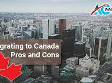 Pros and cons of immigrating to Canada – Is Canada worth it? Find out