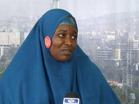 After Gunmen Allegedly Kidnapped 2 Lecturers & 2 Children In The North, See What Aisha Yesufu Said