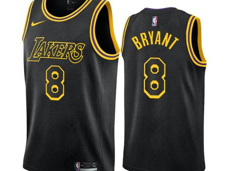 Why Lakers wore their 'black mamba' jerseys.
