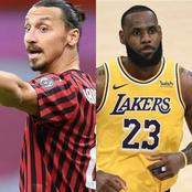 Zlatan Ibrahimović Told LeBron James To Stay Out Of Politics, But See How He Replied