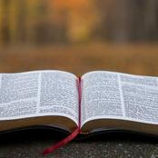 One Bible verse you can use to overcome Death, shame, poverty, sickness and failure