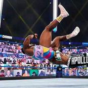 Nigerian WWE Wrestler Gets New Entrance Music Titled