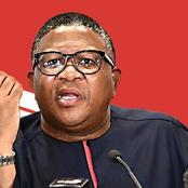Fikile Mbalula: Zuma Is Not A Saint