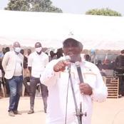 Bondoukou / législatives : Adjoumani  crée une surprise lors d'un meeting