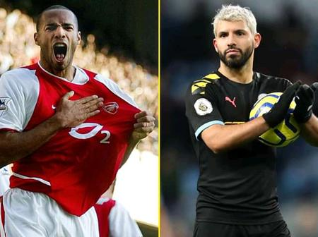 Your answer to this question will give clear indication of who is the best between Aguero and Henry