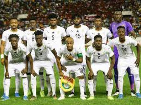 2021 AFCON: Black Stars call-up