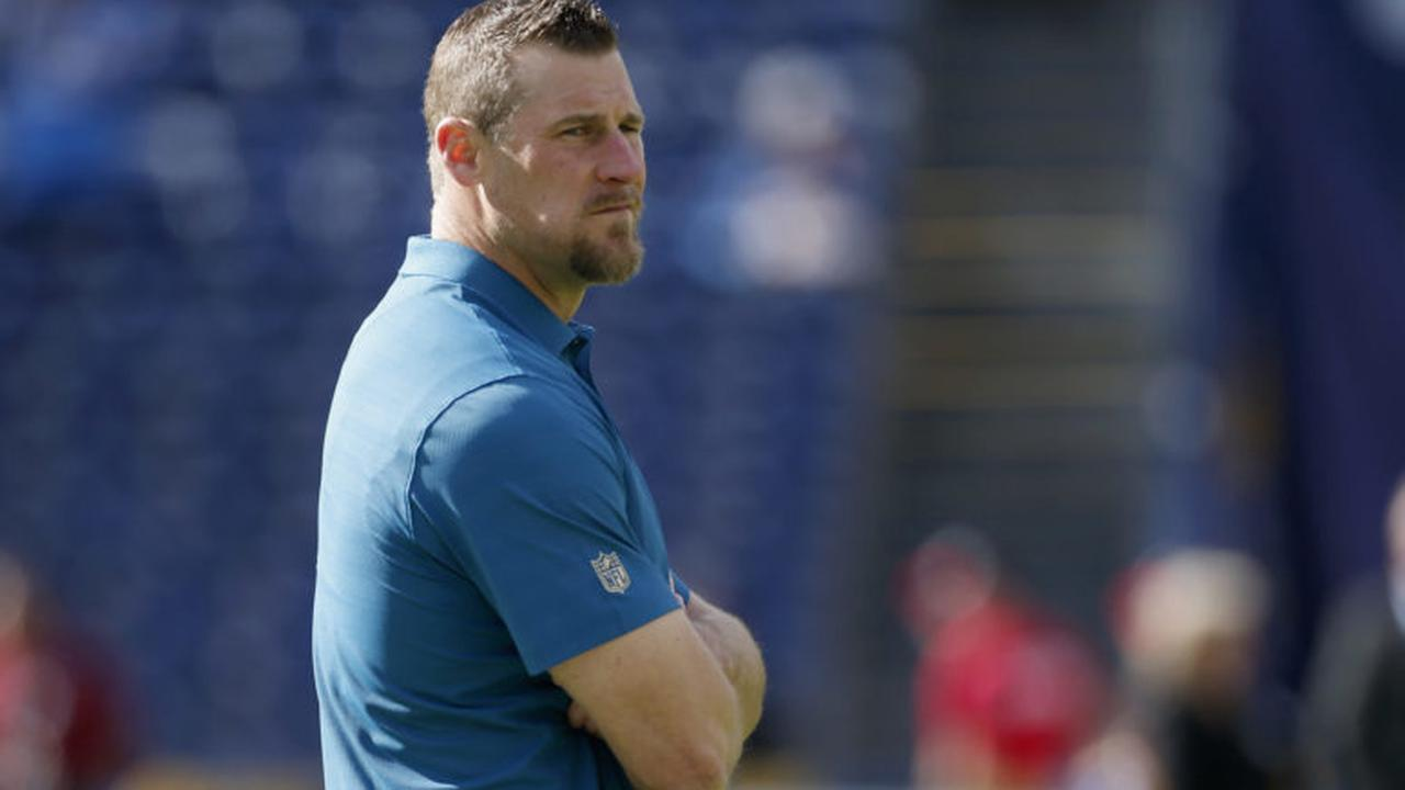 Dan Campbell Called Out For His Comments On The Franchise Tag