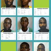 Nigeria Correctional Service Publish Faces Of Escaped Imo Inmates, Check Them Out [Photos].