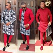 If You Love Red Senator Outfits For Men, Checkout These Ones