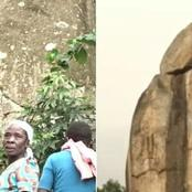 Kakamega Crying Stone Stopped Shedding Tears?