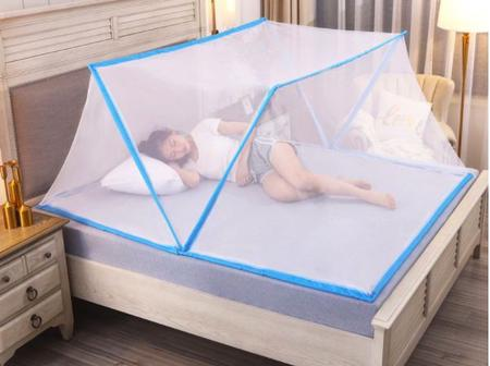 Foldable Mosquito Nets to Prevent Malaria Infection
