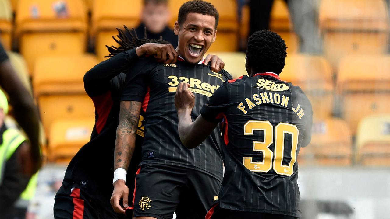 Balogun was Rangers' shining light v Lyon