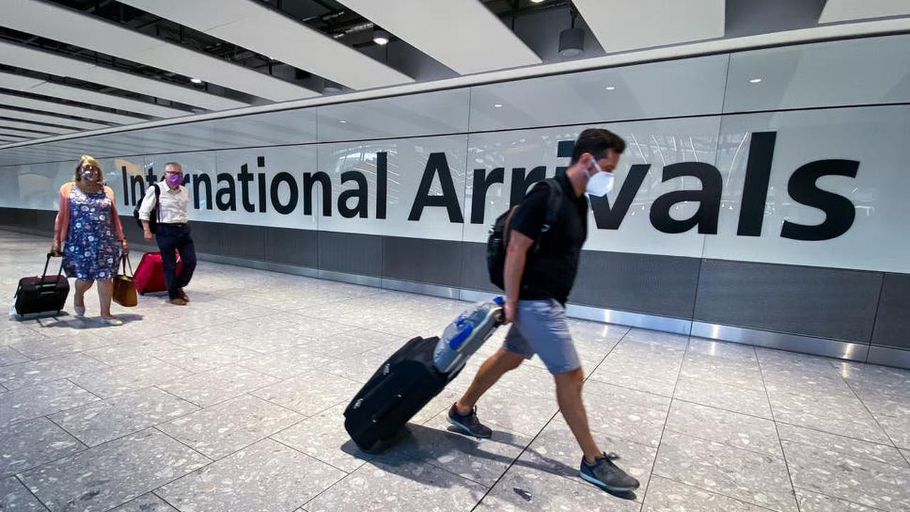 Covid holiday travel restrictions could ease in time for peak summer season