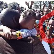 Why A Woman Shed Tears In Murang'a After Dp Ruto Embraced Her Daughter