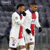 After qualifying for UCL Semi-final, Neymar reveals why he gets along so well with Mbappe.