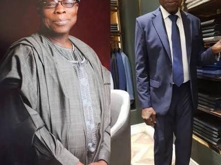 See how Nigerian politicians who are rarely seen in suits appear in one(Photos)