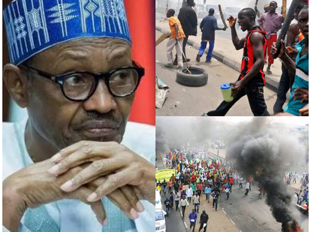 Today's Headlines: Buhari Faces Another Crises,
