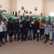 FUOYE: Indigent students laud VC, mgt on provision of insurance scheme to pay school fees