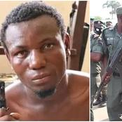 Nigerian Student  Arrested With A Gun On Campus