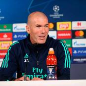 UCL: Real Madrid Star players set to miss tomorrow's champions league clash (Photos).