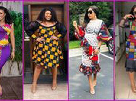 Sophisticated Ankara Styles For Working Class Ladies (Photos)