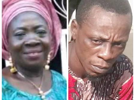 16 Months After This Beautiful Woman Was Burnt alive In Kogi, See What Happen to her Killer
