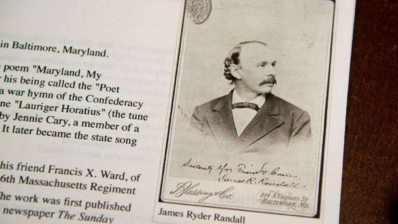 Hogan to sign bill eliminating pro-Confederacy Maryland state song