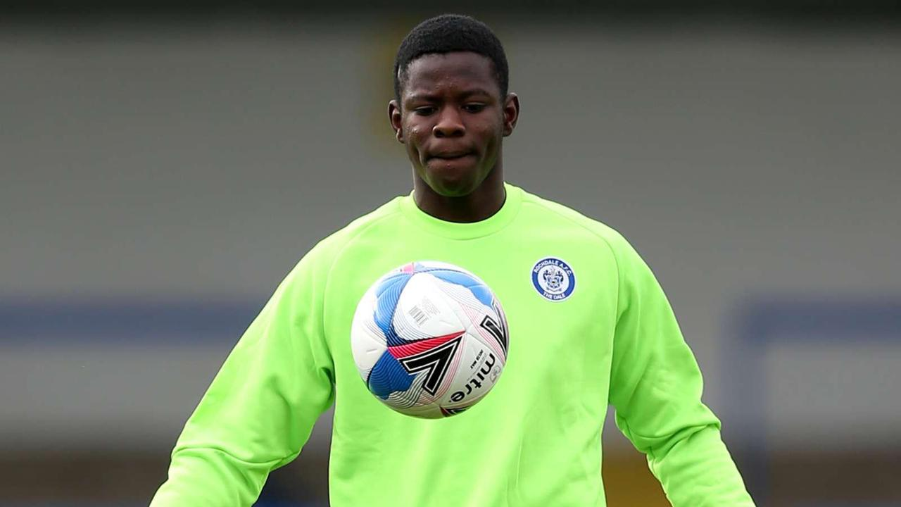 Signing for Watford in the Premier League is my biggest achievement – Kwadwo Baah