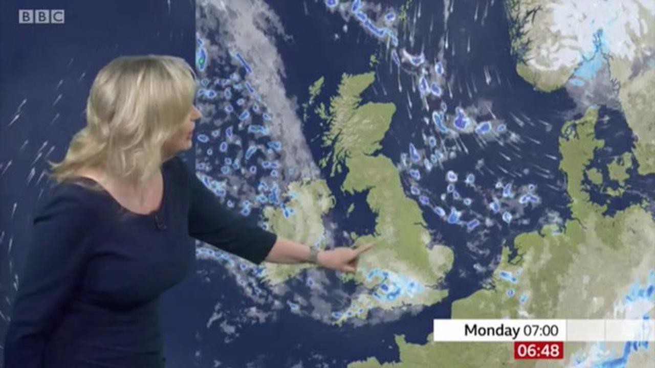 UK weather forecast: Britain to bask in 17C mini-heatwave next week in beer garden boost