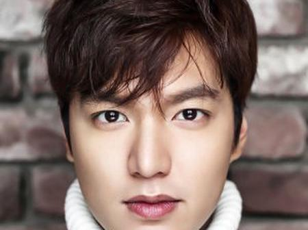 Check Out Photos Of Lee Min-ho, The Handsome South Korean Actor