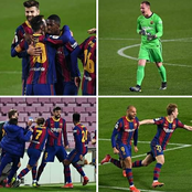 After Barcelona Won 3-0 against Sevilla, See their Next 6 Fixtures