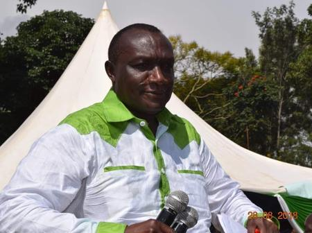 Vihiga MP Commissions 25 KMs Of Road, Says Road Networks Play A Critical Role In Economic Growth