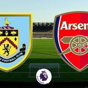 2 Reasons Why Arsenal Will Beat Burnley In Their Premier League Clash At Turf Moor