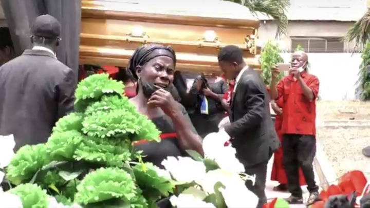 0ad2b9819a684a80a1eca0d1de3d0137?quality=uhq&resize=720 - Sad Scenes From Eddie Nartey's Wife's Funeral; Mother Of The Deceased Cries Uncontrollably- Photos