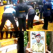 More Photos Of Pauline Wakasa's Burial Emerge As Hudson Wakise's Family Fails To Attend The Event