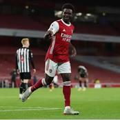 Arsenal Youngster Becomes The Most Expensive Teenager In The Premier League