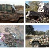 Boko Haram killed 25 soldiers and took away ammunitions in Borno State