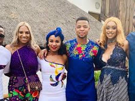 Fun things you didn't know : George Lebese and his beautiful family