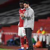 Arteta gives update on Balogun's future at Arsenal
