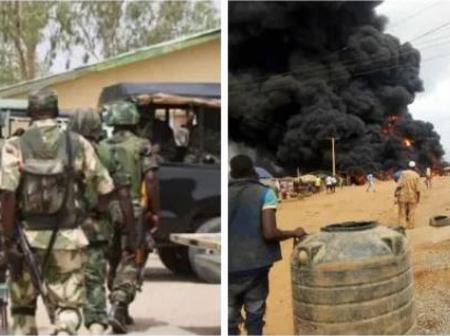 Kaduna Govt Reacts As Soldiers Accidentally Fired Assemblies Of God Church Building