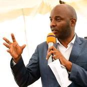 Senator Irungu Kangata Promises To Move To Court After What has Happened To Moses Kuria