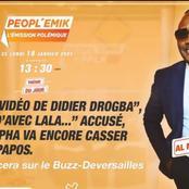 "Affaire ""Didier Drogba - Lala"" :"