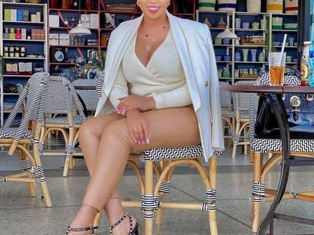 Ayanda Ncwane does is again she posted these pictures and they went viral on Instagram