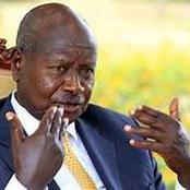 President Yoweri Museveni Has Been Awarded in the United States