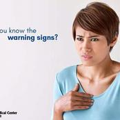 3 Early Warning Signs of a Heart Attack In Women