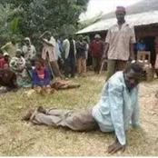 Meet The Tribe In Nigeria Where The Groom Must Be Flogged Before He Can Marry The Woman He Loves
